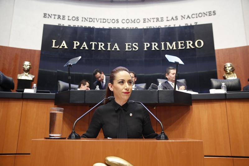 LEY CONTRA TRATA DE PERSONAS DEBE TENER ENFOQUE DE PROTECCIÓN DE DERECHOS HUMANOS: ADRIANA DÁVILA