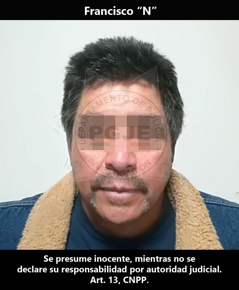ESCLARECE PGJE HOMICIDIO PERPETRADO EN APIZACO