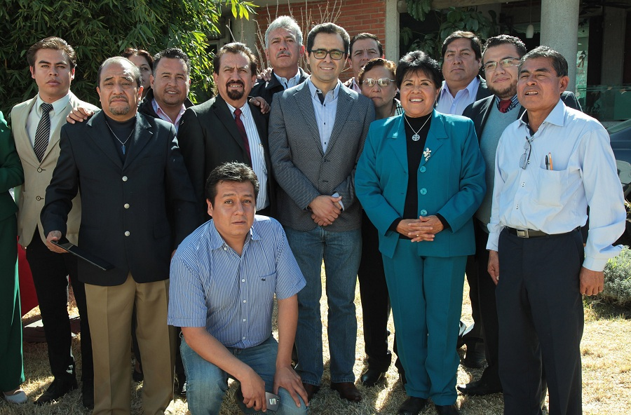 DESTACA MCH TRABAJO COLABORATIVO DE JEFES DE SECTOR Y SUPERVISORES EN PRO DE LA EDUCACIÓN