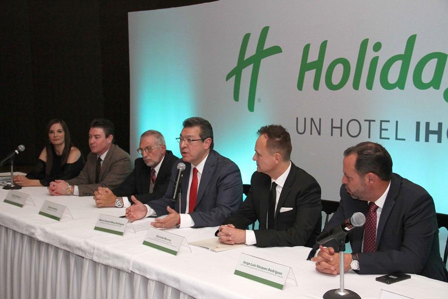 ABRIRÁ HOLIDAY INN HOTEL EN TLAXCALA