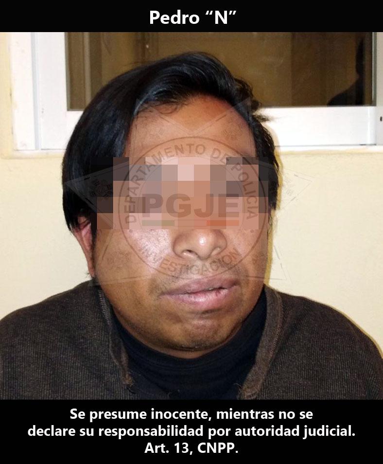 ESCLARECE PGJE HOMICIDIO COMETIDO EN 2005