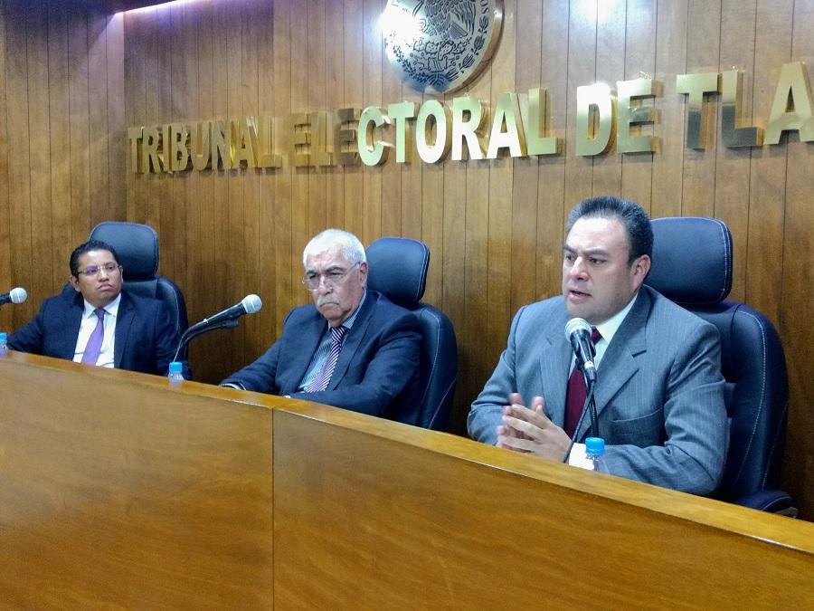 DECLARA TET NULIDAD DEL TERCER CONGRESO ESTATAL ORDINARIO DEL PS
