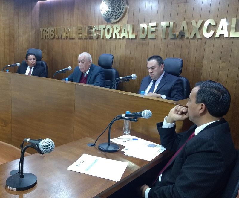 GARANTIZA TET ESTRICTA IMPARTICIÓN DE JUSTICIA EN MATERIA ELECTORAL DURANTE 2018: MORALES ALANÍS